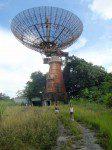 Abandonded Tracking Station