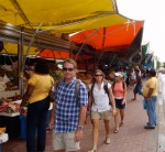 Strolling the Willmested Market