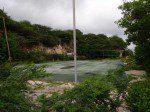 No Tennis; Damn!
