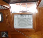 Basic AC in Companionway