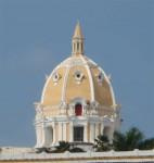 San Pedro Claver Church Dome