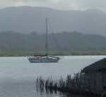 Ustupu Anchorage, Kuna Yala, San Blas, Panama