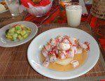 Carlos Enrique Fish Ceviche