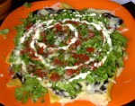 Nachos at 1 of almost 400 Restaurants in Antigua, Guatemala