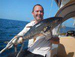 Our 12 lb Tuna