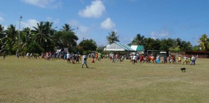 Bastille Day, Manihi, Tuamotus, French Polynesia