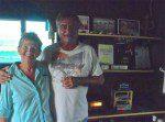 Sailmail Station, Manihi, Tuamotus, French Polynesia