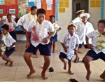 Traditional Dance Routine