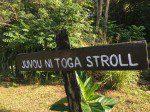 Toga - Tonga Sign