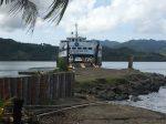 Buca Bay Ferry Dock; Fiji